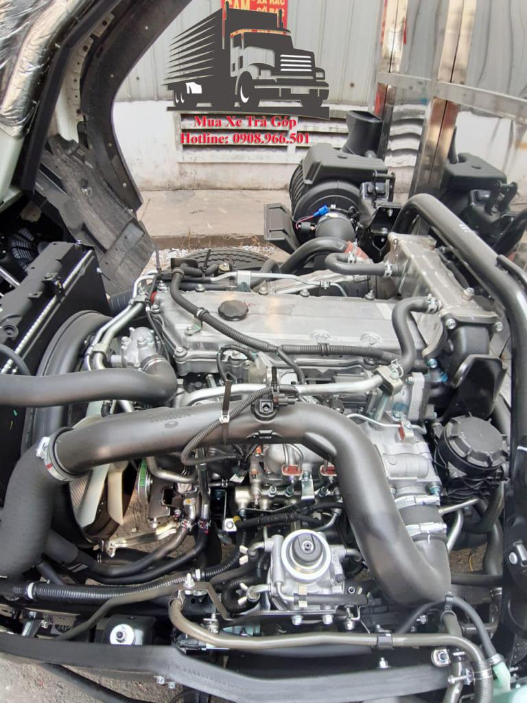động cơ xe isuzu frr90ne4