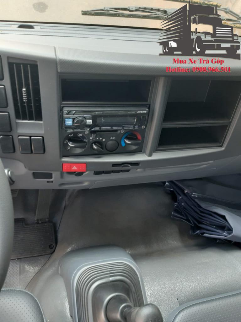 hệ thống radio xe isuzu frr90ne4