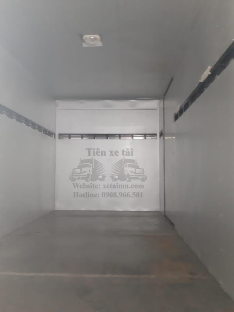 lòng thùng xe isuzu 1t4