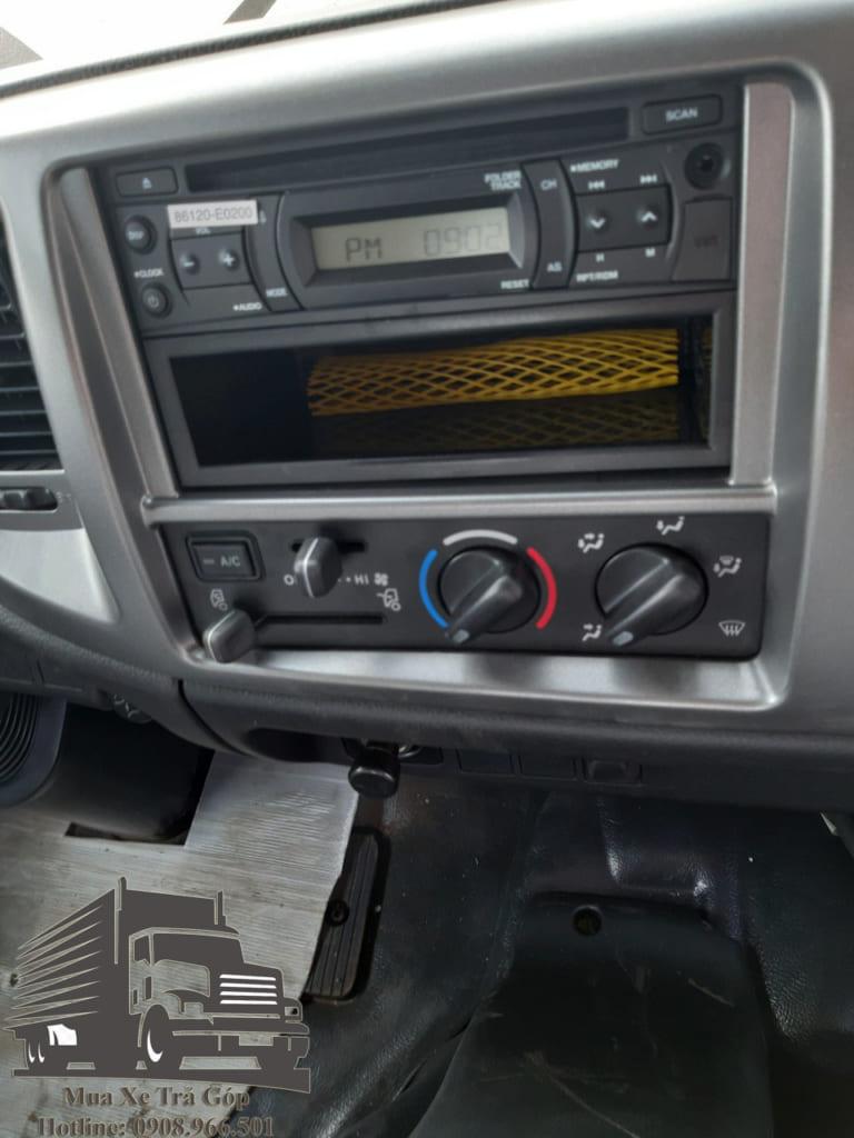 radio xe fg gắn cẩu
