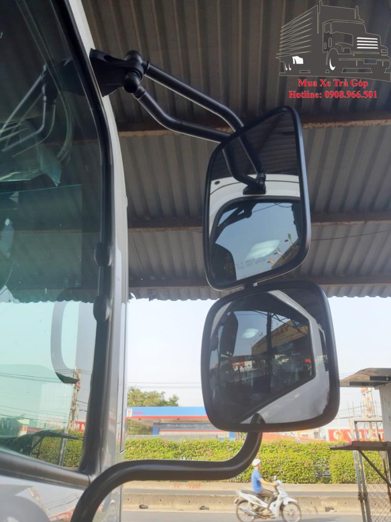 gương chiếu hậu HYUNDAI HD240 GẮN CẨU