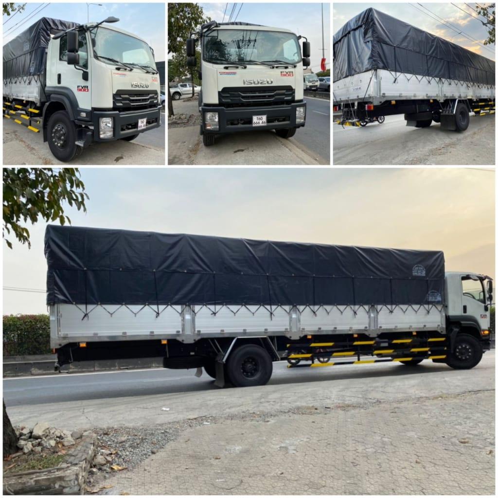 xe tải 8 tấn isuzu thùng siêu dài