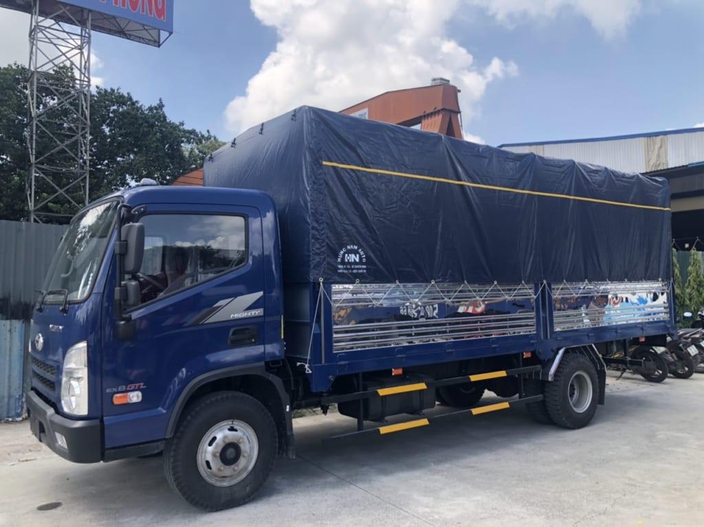 Hyundai 7 tấn