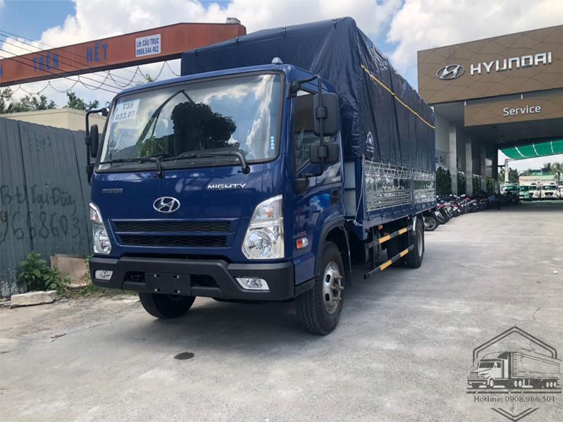 Hyundai 7 tấn EX8 GTL